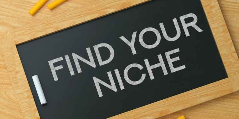 how to choose a- blog niche